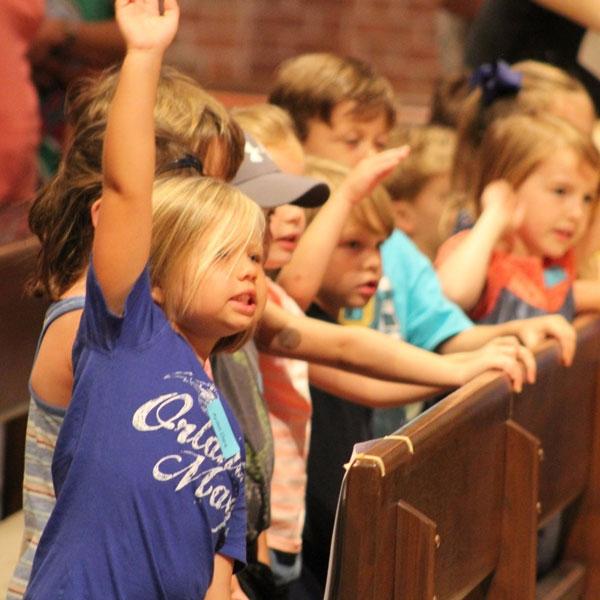 DIVE & Children's Worship
