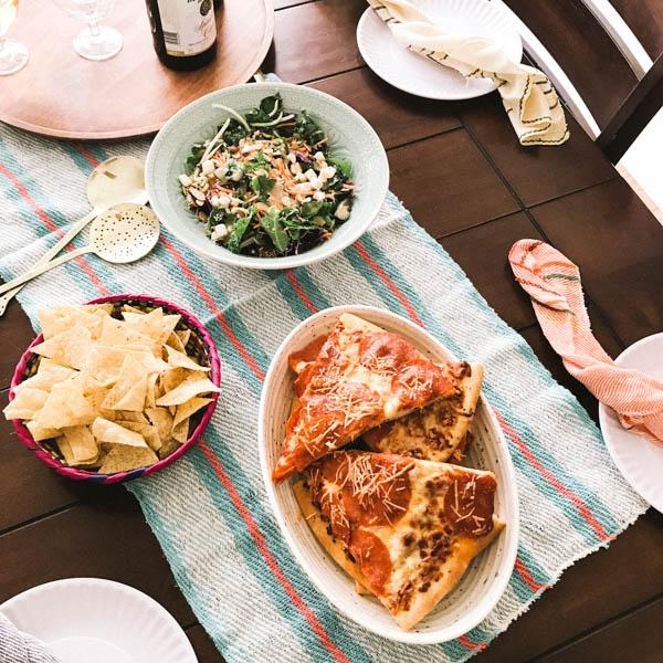 Pastorate # 6 & 8 Dinner Social
