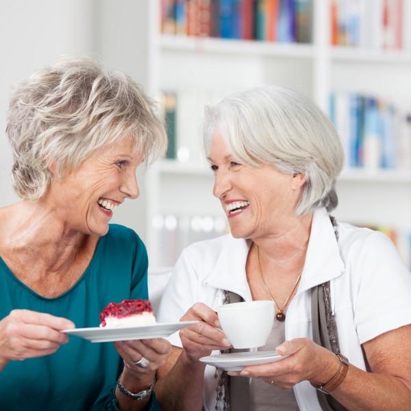 Seniors Coffee Social